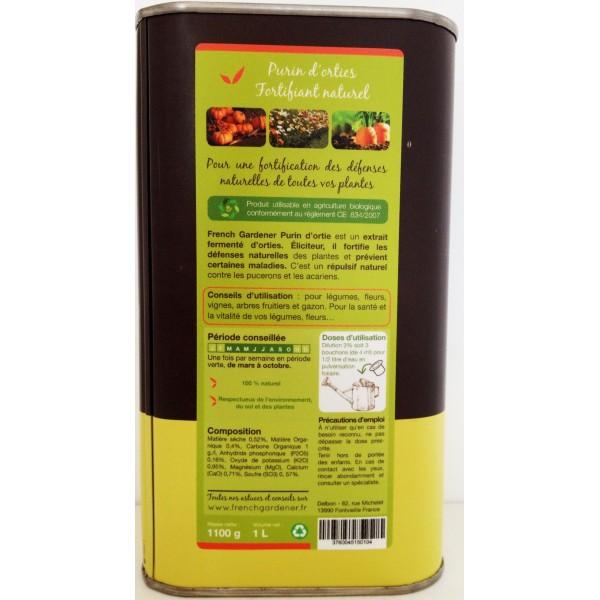 Maladie du purin image comment faire et utiliser un purin duorties arbres et arbustes la - Comment faire du purin d ortie ...